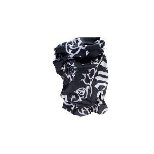 NECKIE (Face mask) black/white