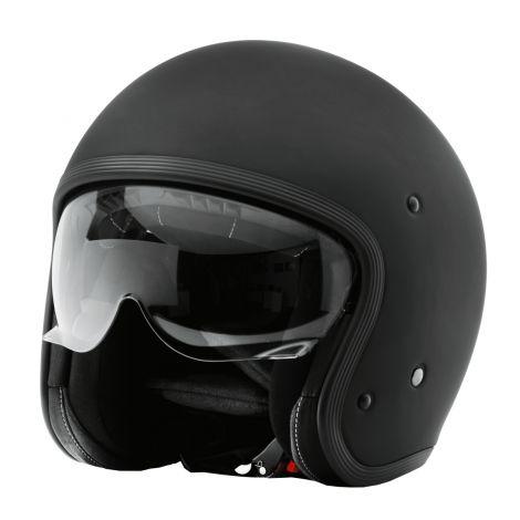 C-149 Open face Jet helmet mattblack