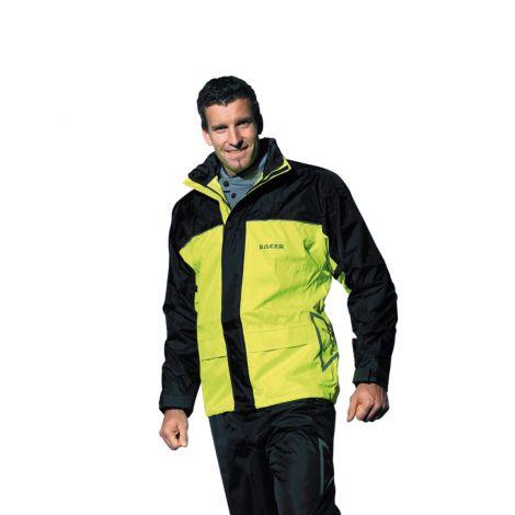 FLUO Rain Jacket Oversize