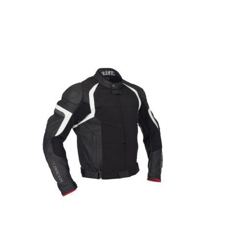 JEREZ Ladies Leather-Textile Jacket