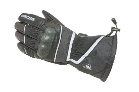 NEBRASKA gloves black