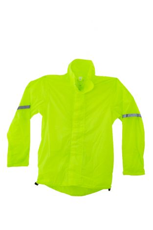 TOPPER Rain jacket fluo