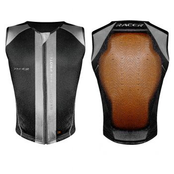 D3O VEST WITH PROTECTORS