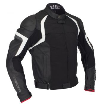 JEREZ Leather-Textile Jacket